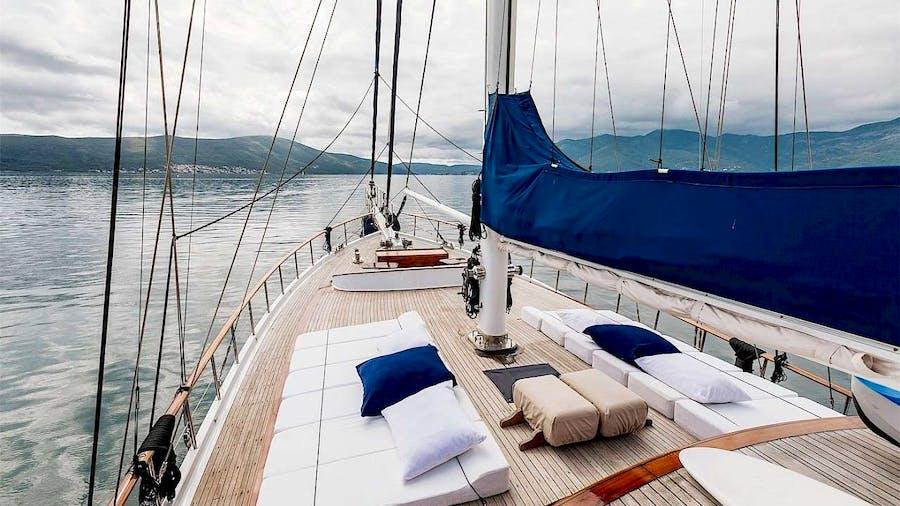 THE IRON LADY Yacht