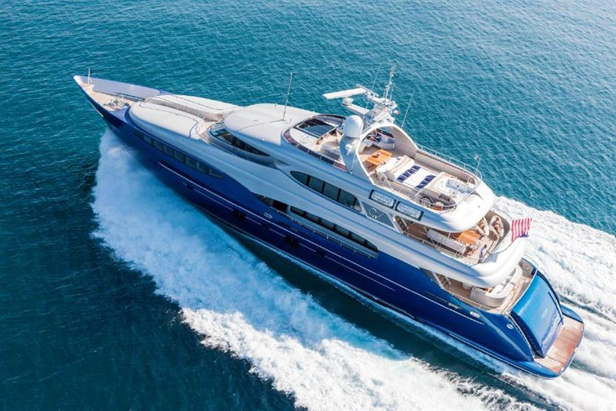 Details for Vicem Private Luxury Yacht For sale