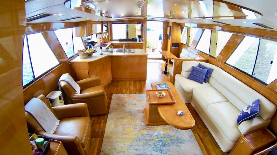 MCGREGOR III Yacht