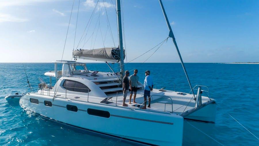 DESTINY III Yacht