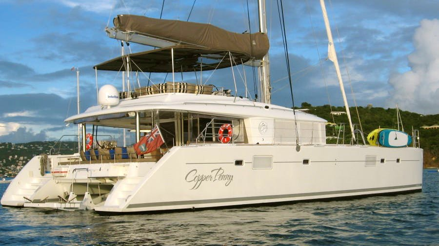 COPPER PENNY Yacht