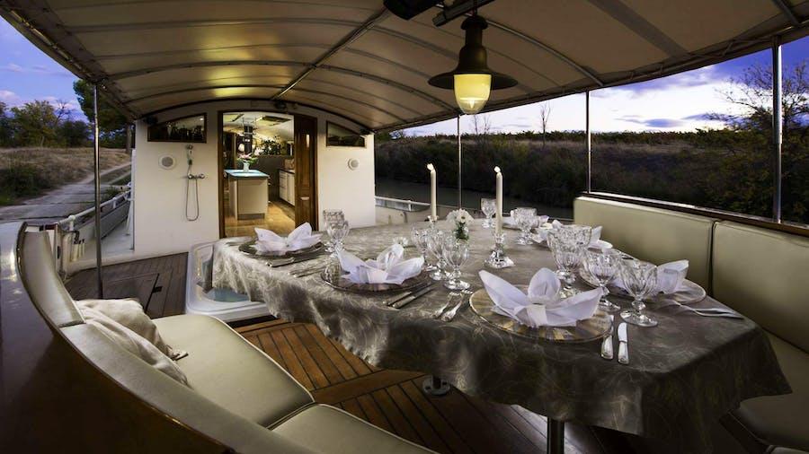 ROI SOLEIL Yacht