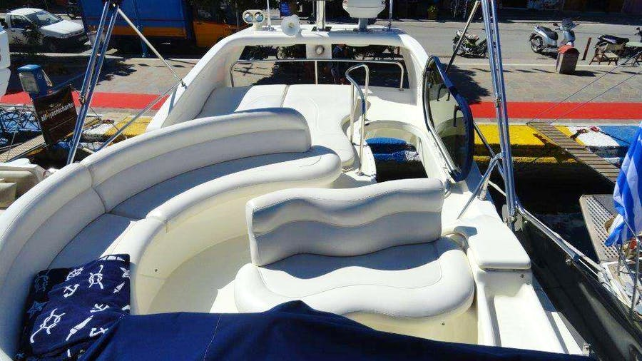 PALMYRA - 42 Yacht