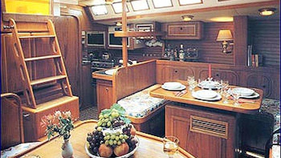JOHN-ANNA Yacht