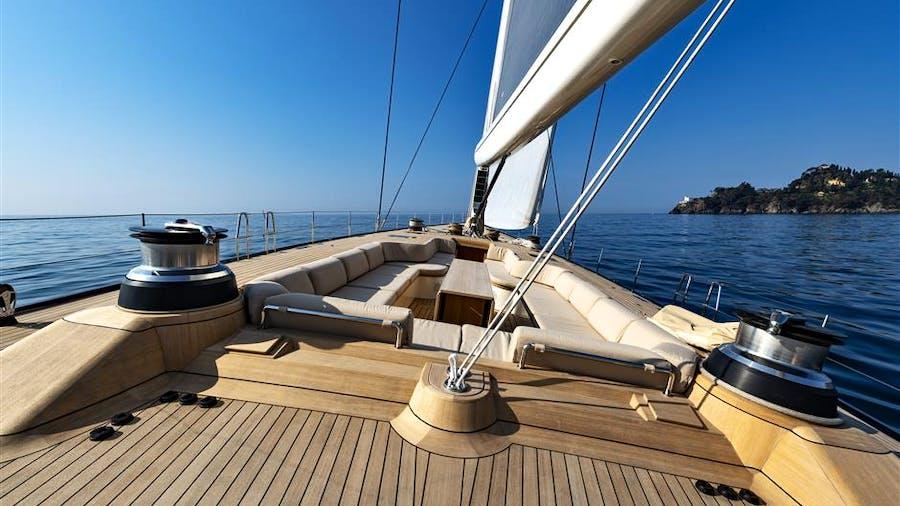 KAURIS III Yacht