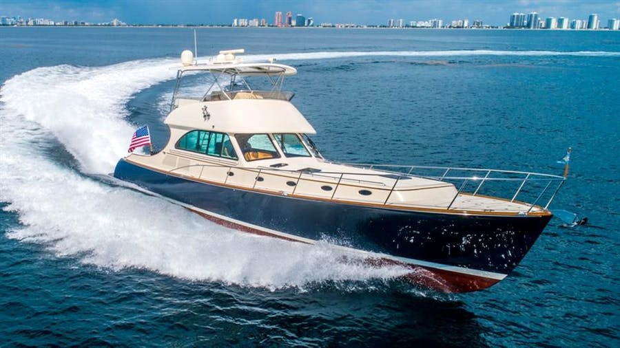 Details for FORE ACES Private Luxury Yacht For sale
