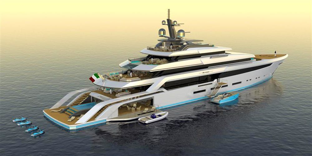 BEYOND 82 Yacht for Sale | 268 CUSTOM BUILT 2023