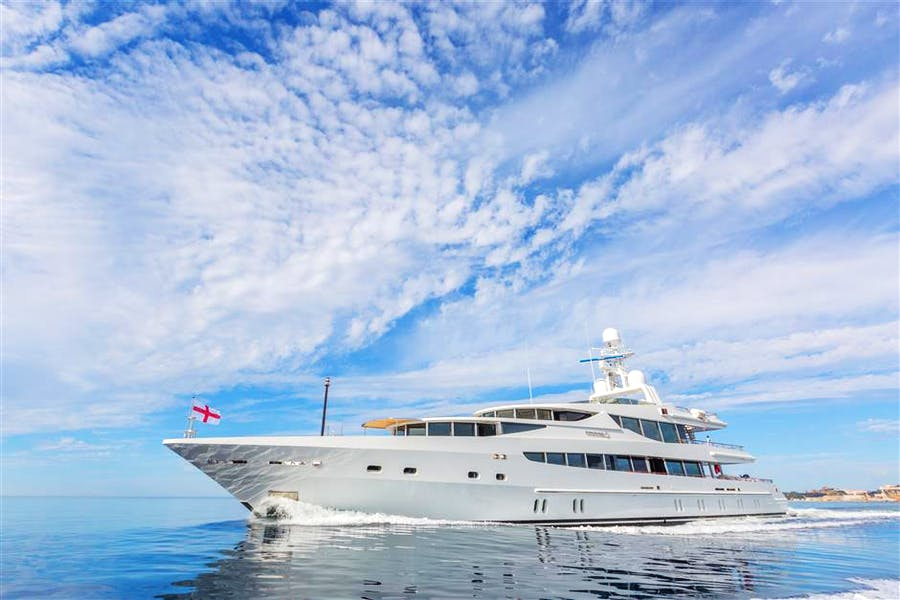 Features for SUNRISE Private Luxury Yacht For sale