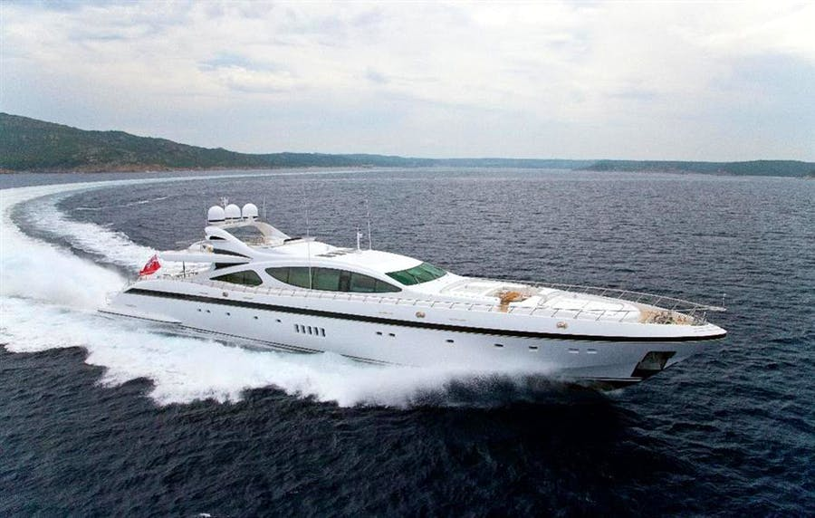 Details for RUSH Private Luxury Yacht For sale