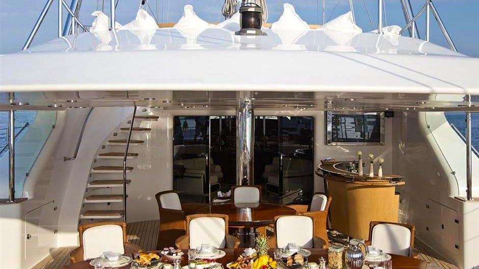 Parsifal III Yacht