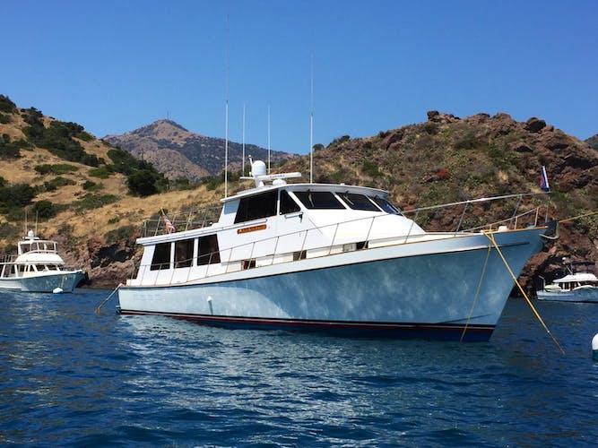 VINTAGE Yacht for Sale   60 Vic Franck 1984