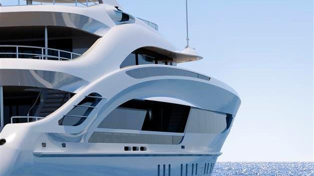 Heesen 50m Steel YN 18850 Project Triton Yacht