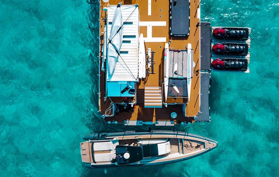 Details for SHADOW Private Luxury Yacht For sale