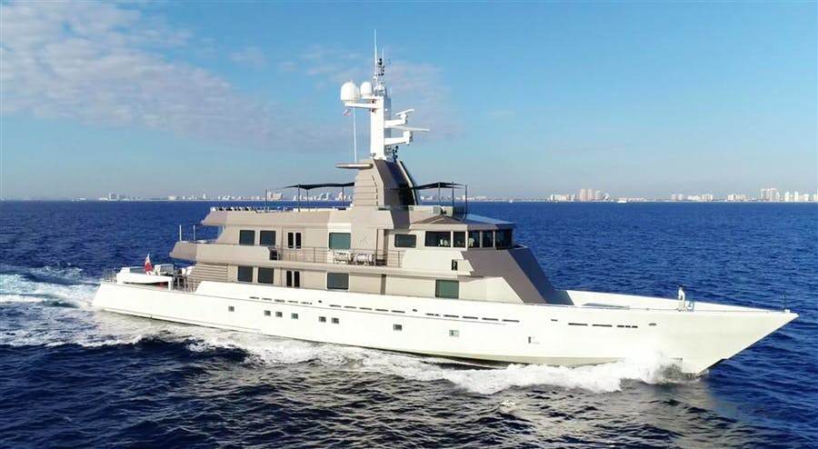 Details for MIZU Private Luxury Yacht For sale
