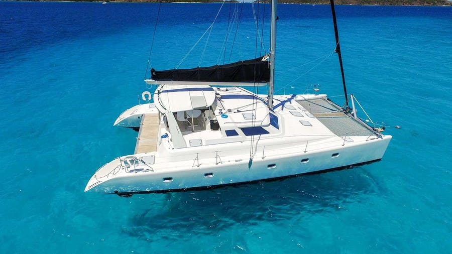 CORAL'S REEF Yacht