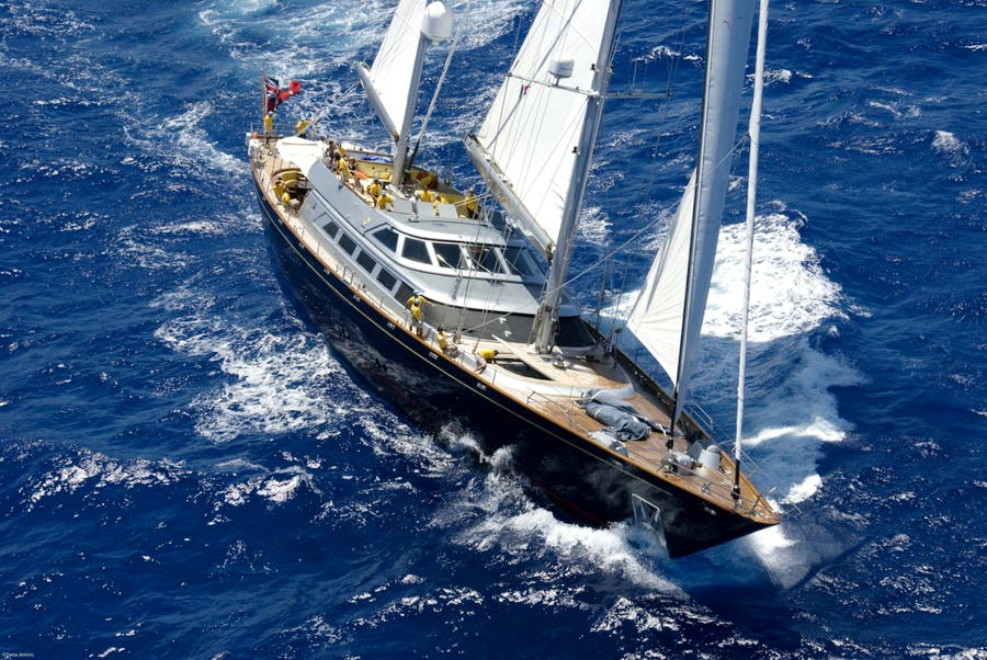 Features for ANDROMEDA LA DEA Private Luxury Yacht For sale