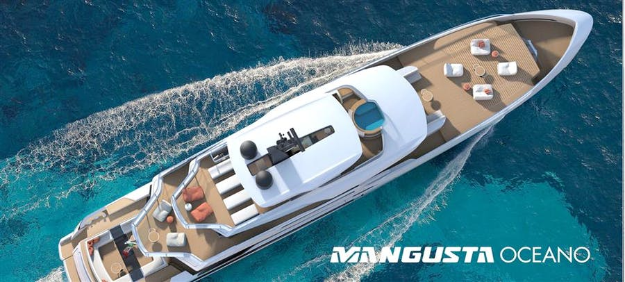Details for MANGUSTA OCEANO 50 Private Luxury Yacht For sale