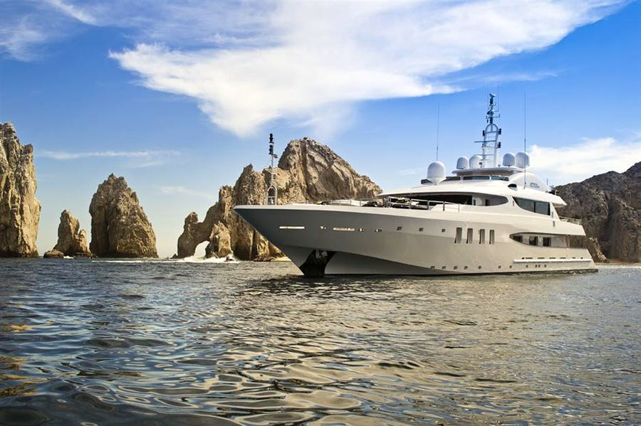 Details for Azteca II Private Luxury Yacht For sale