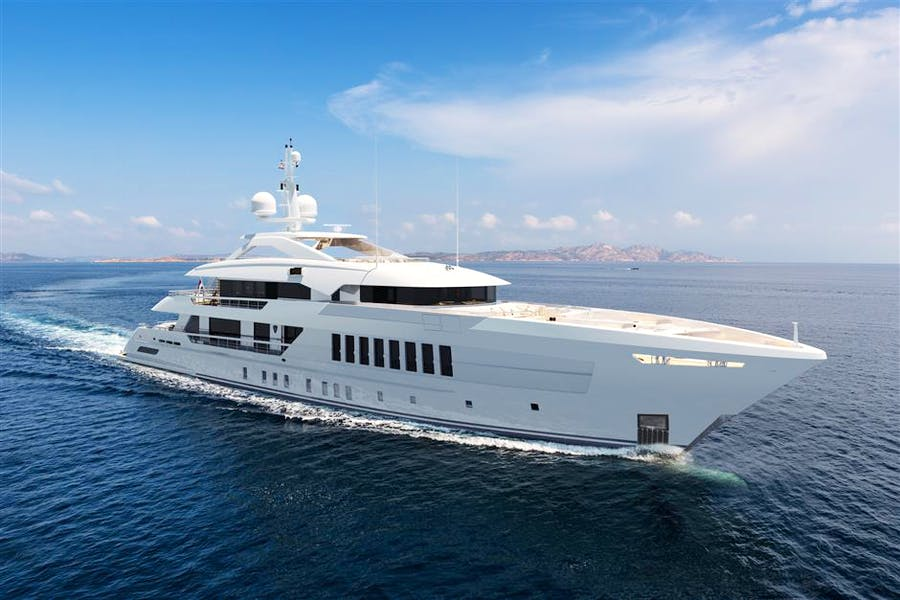 Details for HEESEN 55M STEEL YN 19255 PROJECT POLLUX Private Luxury Yacht For sale