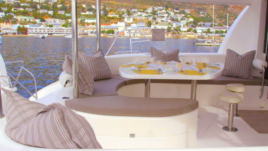 ALEXIS 3 Yacht