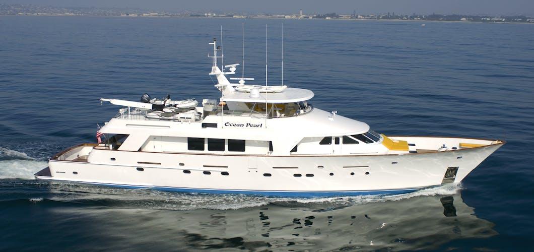 OCEAN PEARL Yacht for Sale | 115 Christensen 1990