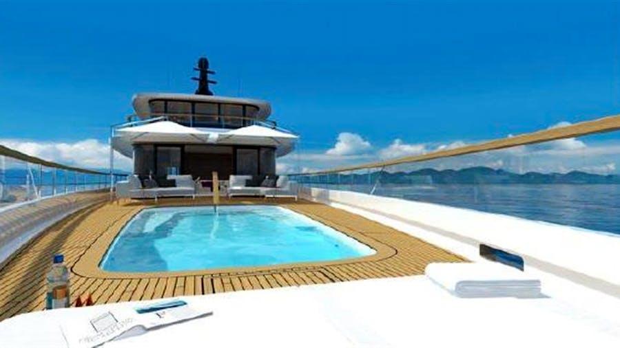 162' PRIME Megayacht Platform DREAM Yacht