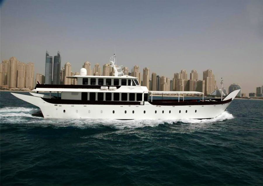 Details for Warsan Private Luxury Yacht For sale