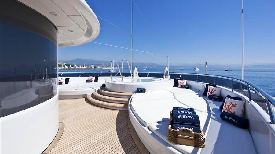SARAH Yacht