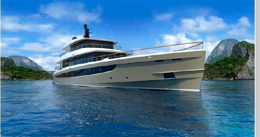 Details for 162' PRIME Megayacht Platform NEXT Private Luxury Yacht For sale