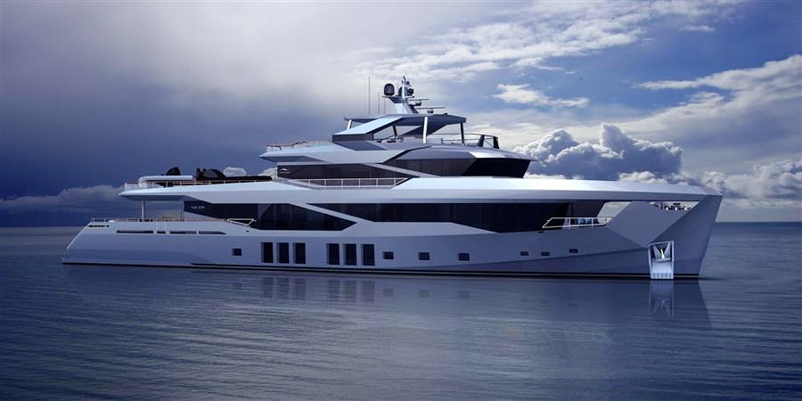 Details for 45XP Hull #1 Private Luxury Yacht For sale