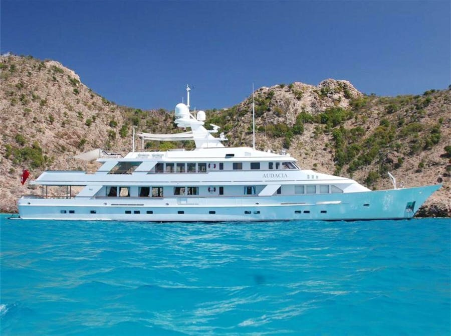 Details for AUDACIA Private Luxury Yacht For sale
