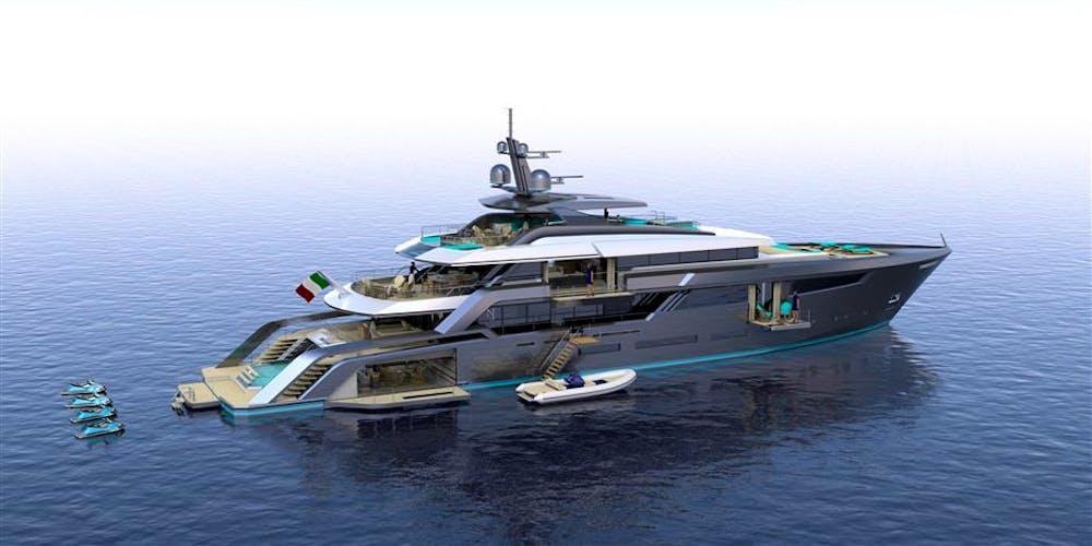 BEYOND SUPERYACHT SERIES 50m Yacht