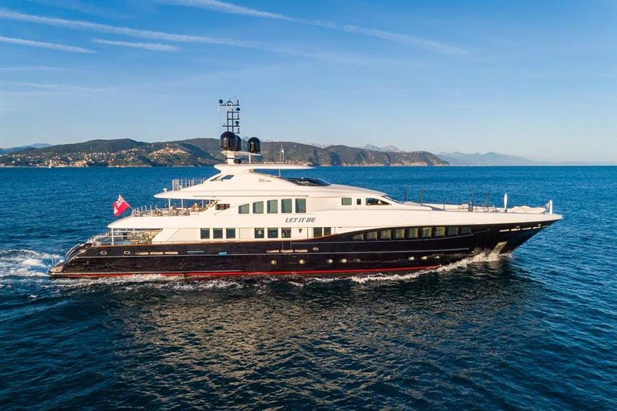 Details for LET IT BE Private Luxury Yacht For sale