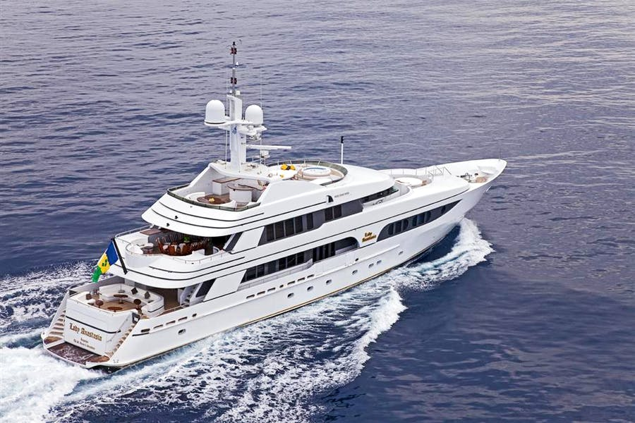Details for LADY ANASTASIA Private Luxury Yacht For sale