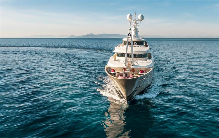 Details for LIGHT HOLIC Private Luxury Yacht For sale