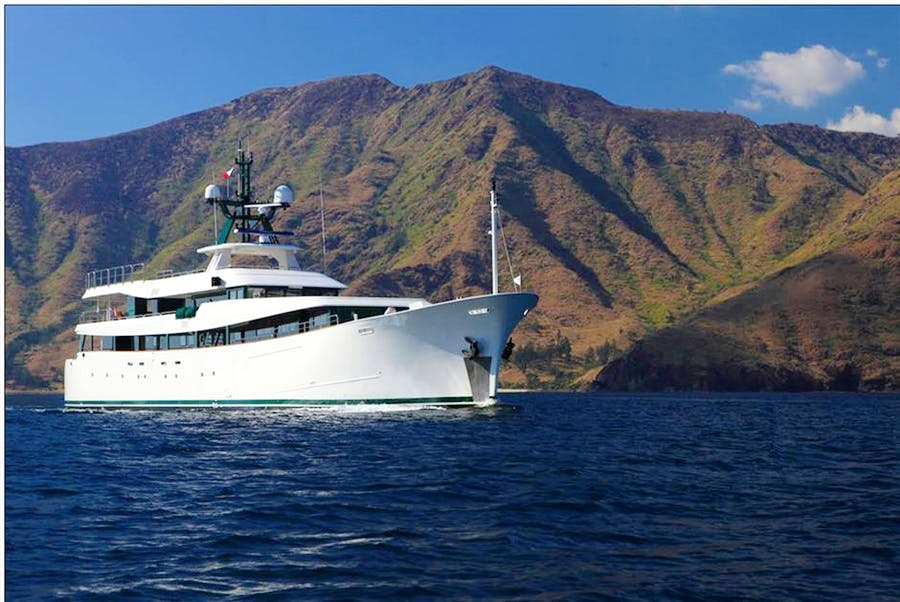Details for ARK ANGEL Private Luxury Yacht For sale