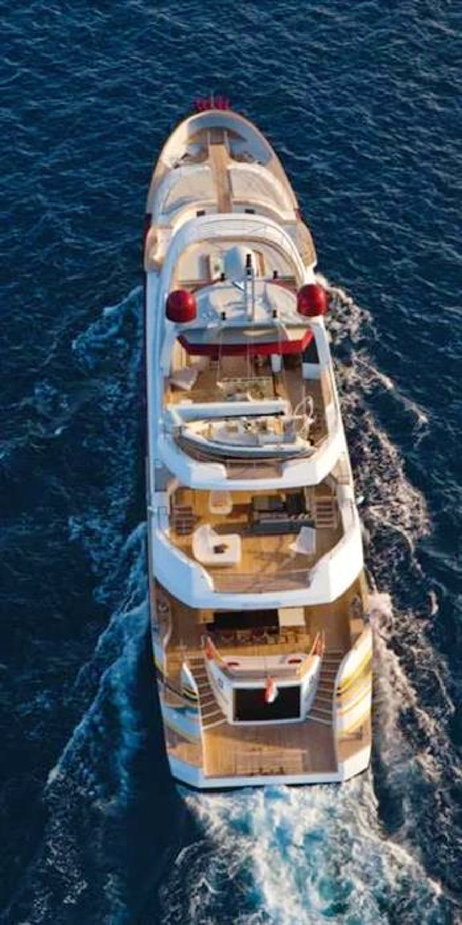 Details for JOYME Private Luxury Yacht For sale