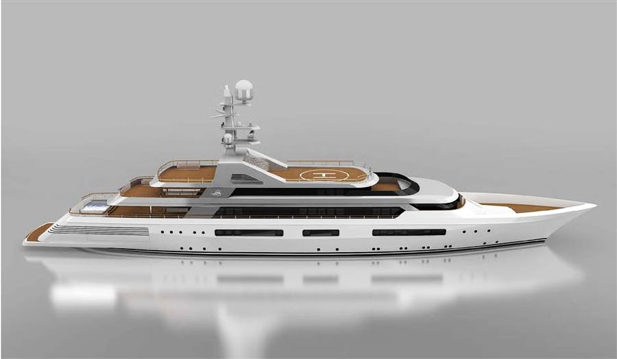 Details for GRAND OCEAN Private Luxury Yacht For sale