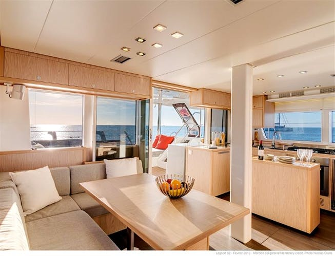 Lagoon 52 Yacht for Sale | 52 LAGOON 2013