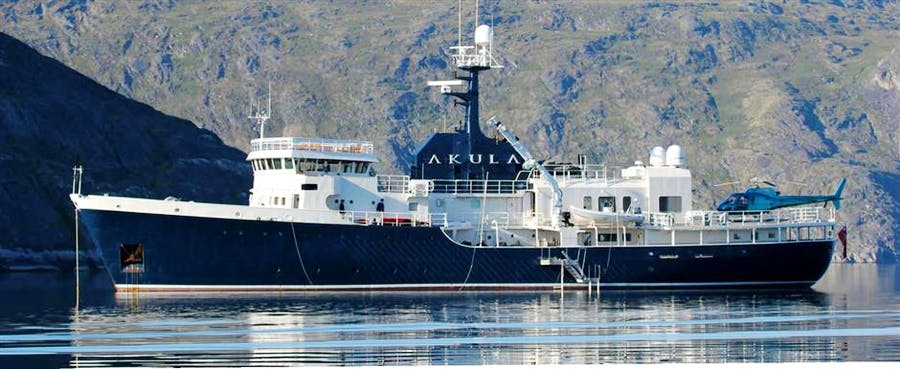 Details for AKULA Private Luxury Yacht For sale