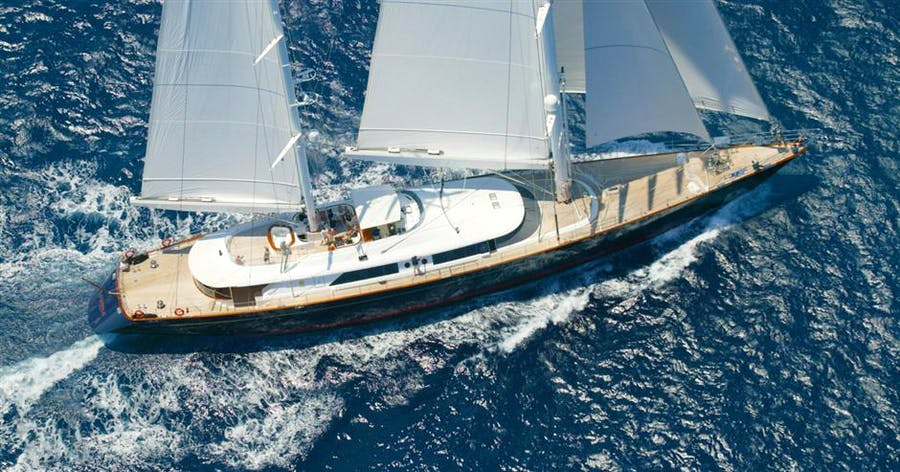 Details for SY BURRASCA Private Luxury Yacht For sale