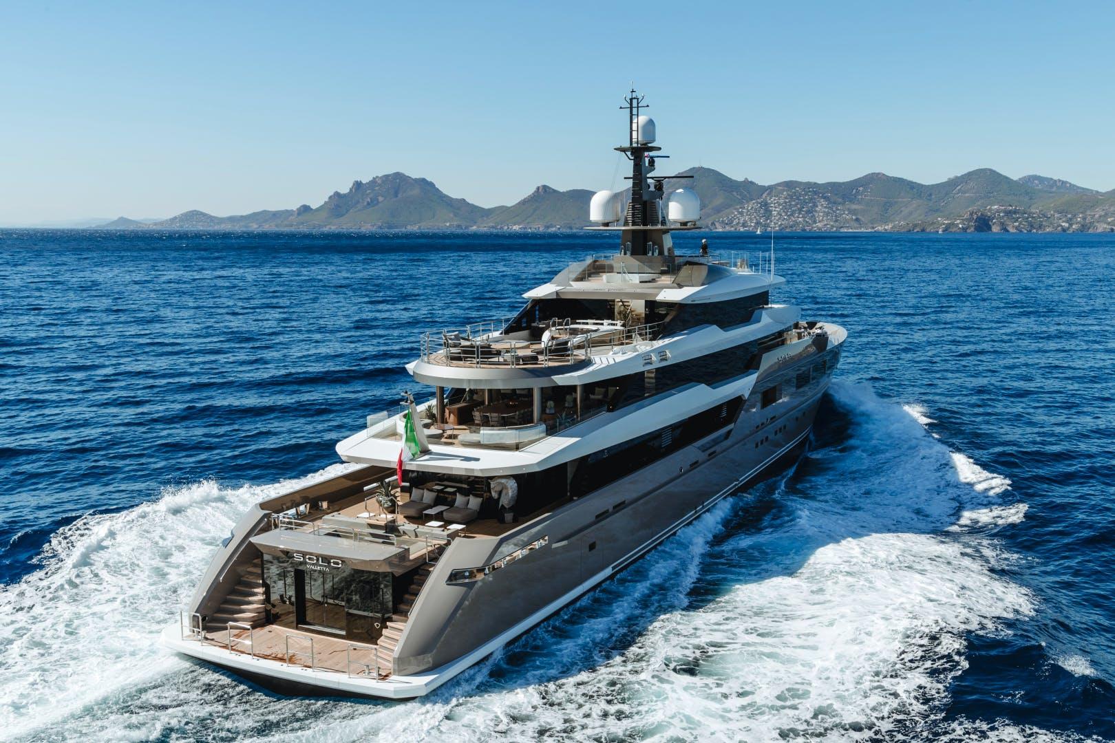 SOLO Yacht for Sale | 236 Tankoa 2018