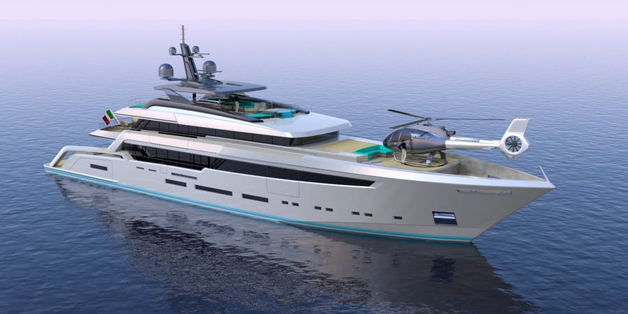 Details for BEYOND 50M Private Luxury Yacht For sale