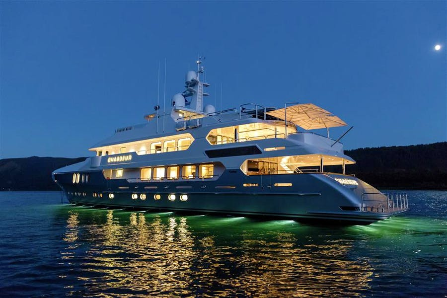Details for CHASSEUR Private Luxury Yacht For sale