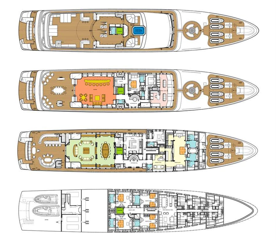 Details for APOGEE Private Luxury Yacht For sale