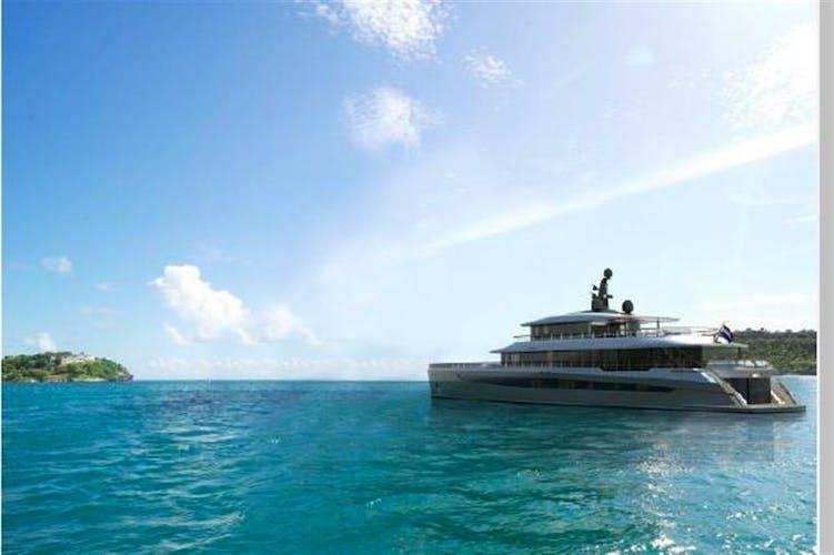 162' PRIME Megayacht Platform NEXT Yacht