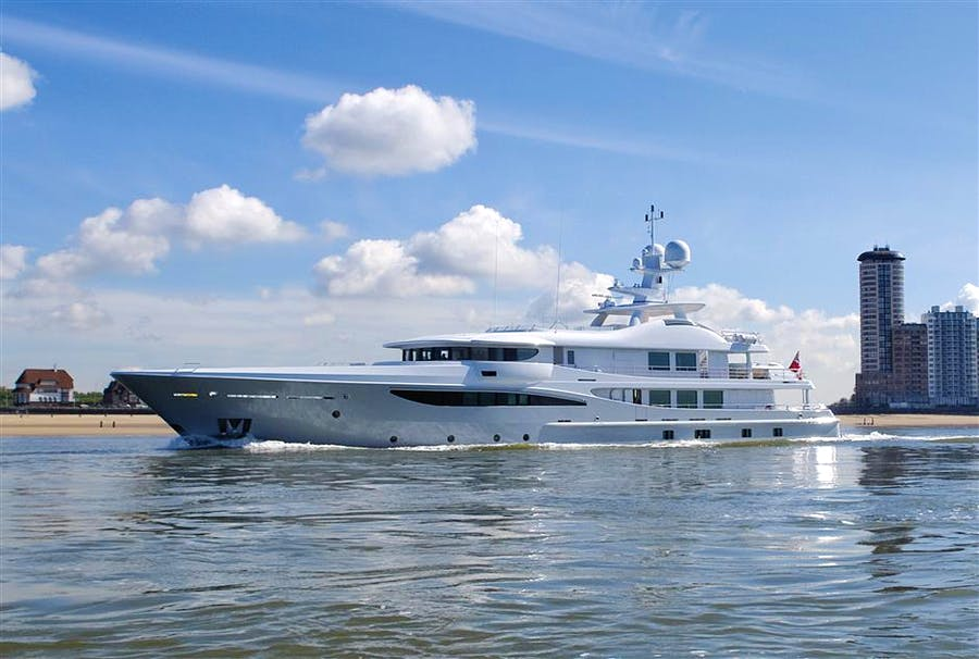 Details for GRACE Private Luxury Yacht For sale
