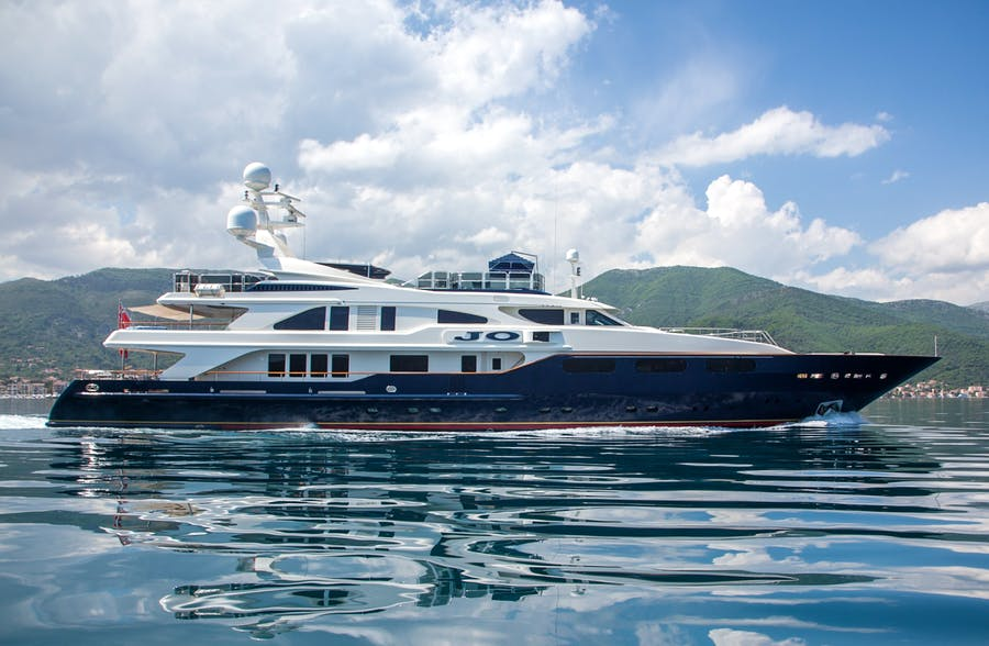 Features for JO Private Luxury Yacht For sale