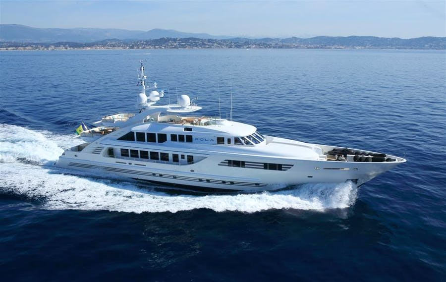 Features for Rola Private Luxury Yacht For sale