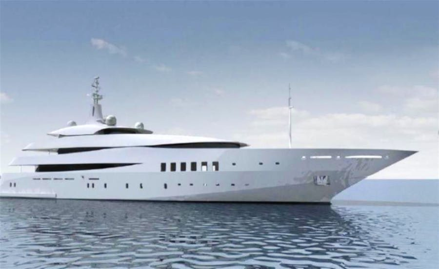 Details for PHEROUSA Private Luxury Yacht For sale